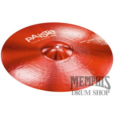 Paiste Colorsound 900 Heavy Crash Cymbal Blue 18 in.