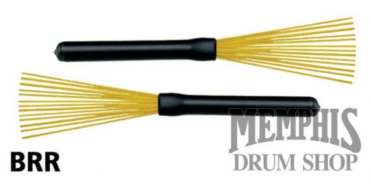 Vic Firth Rock Rake Yellow Plastic