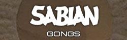 Sabian Gongs