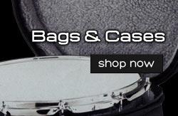 Drum Bags & Cases