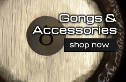 Gongs and Gong Accessories