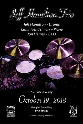 The Jeff Hamilton Trio Concert
