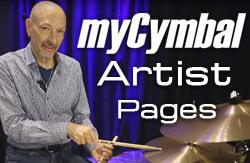 myCymbal Artists