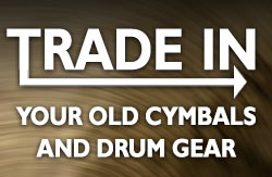 Gear & Cymbal Trade Ins